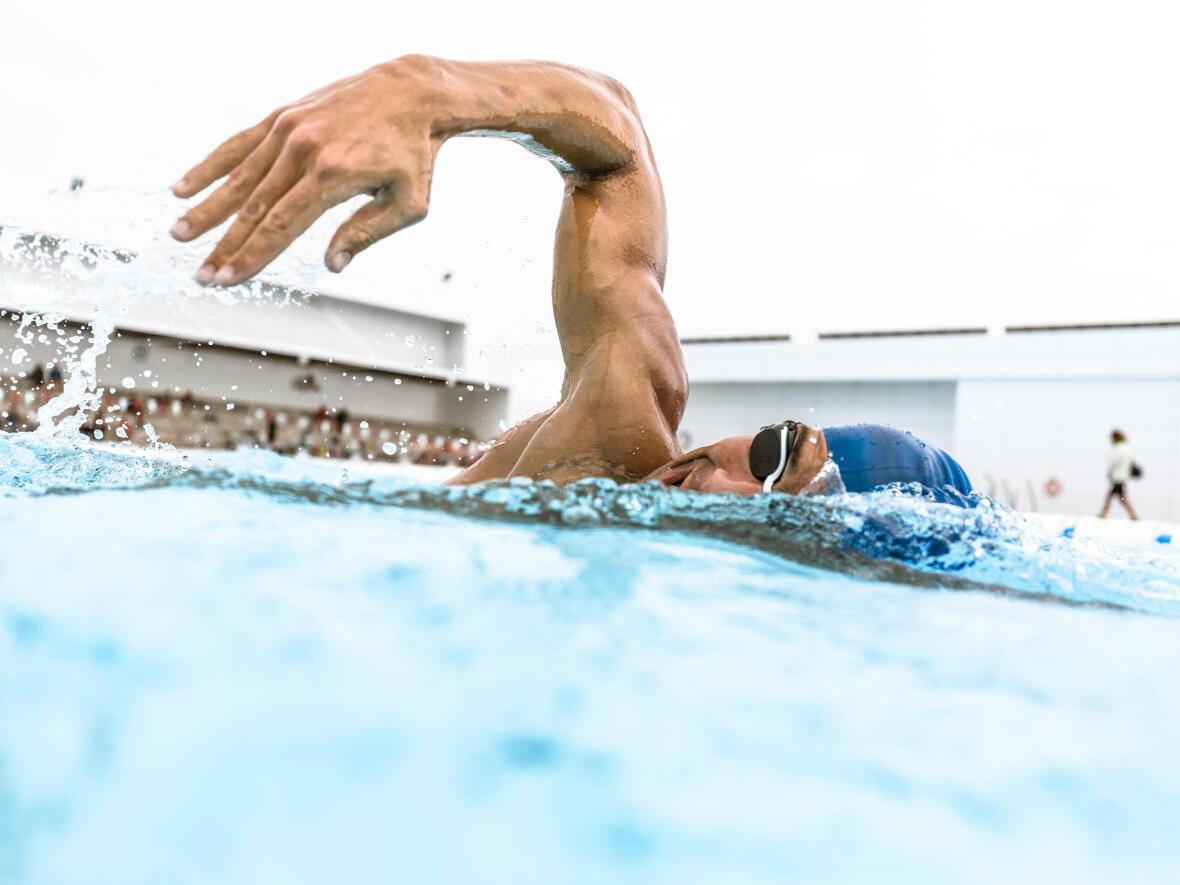 Les nages pour se muscler